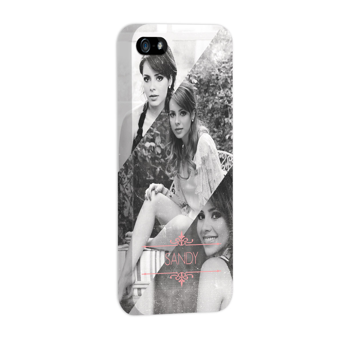 Capa para iPhone 5/5S Sandy Pictures