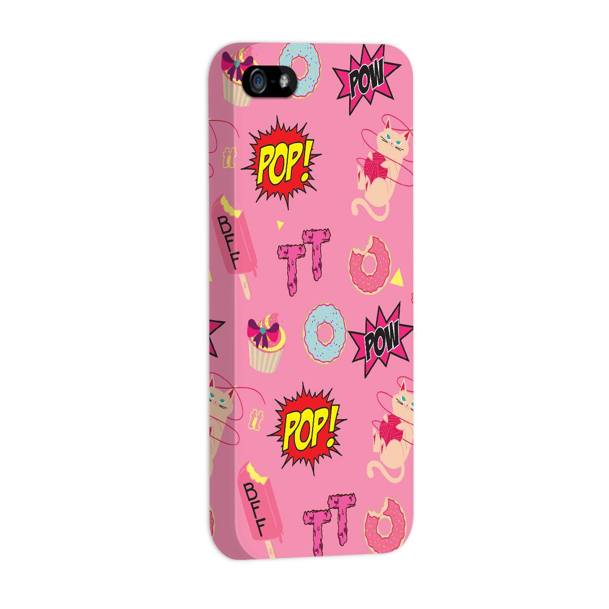 Capa para iPhone 5/5S TodaTeen POP!