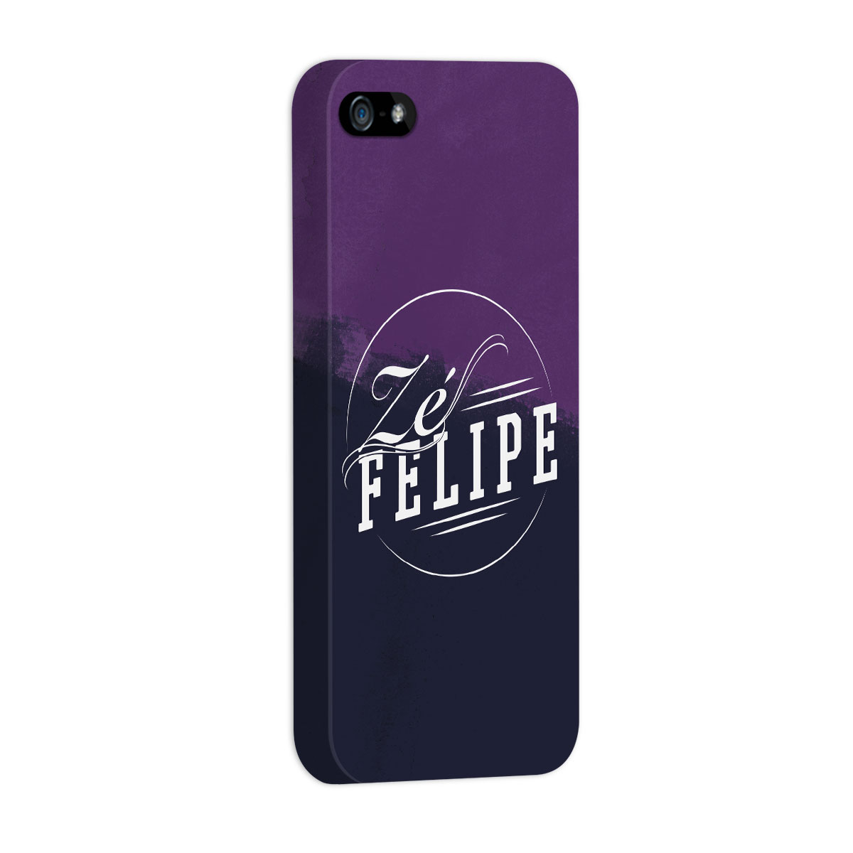 Capa para iPhone 5/5S Zé Felipe Logo