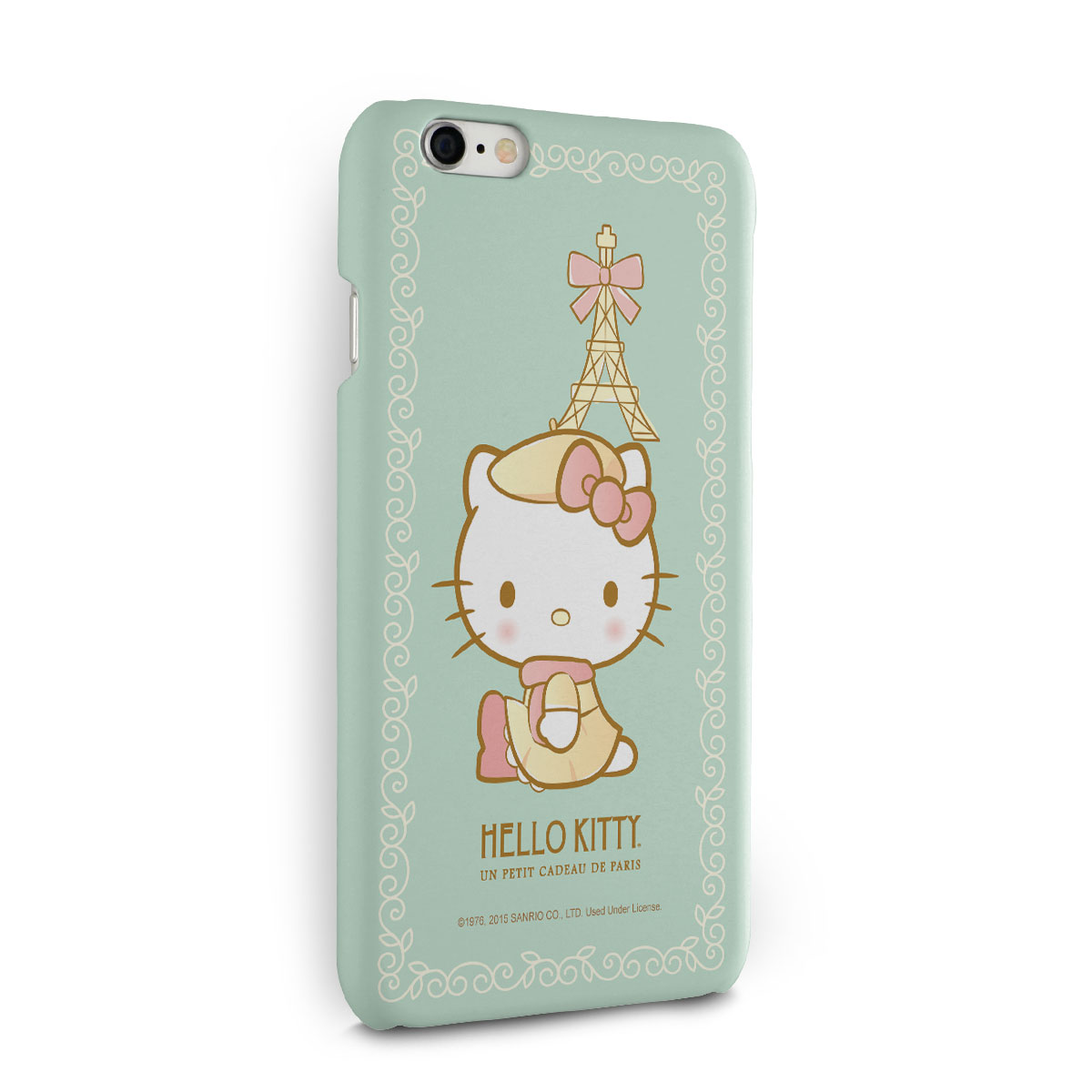 Capa para iPhone 6/6S Hello Kitty Un Petit Cadeau