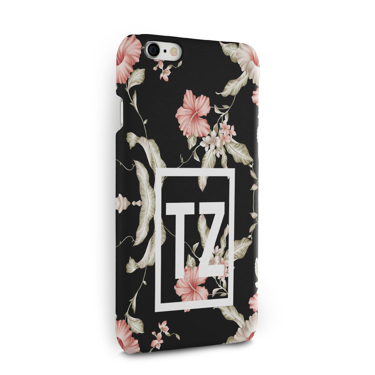 Capa para iPhone 6/6S MC Tati Zaqui Flowers