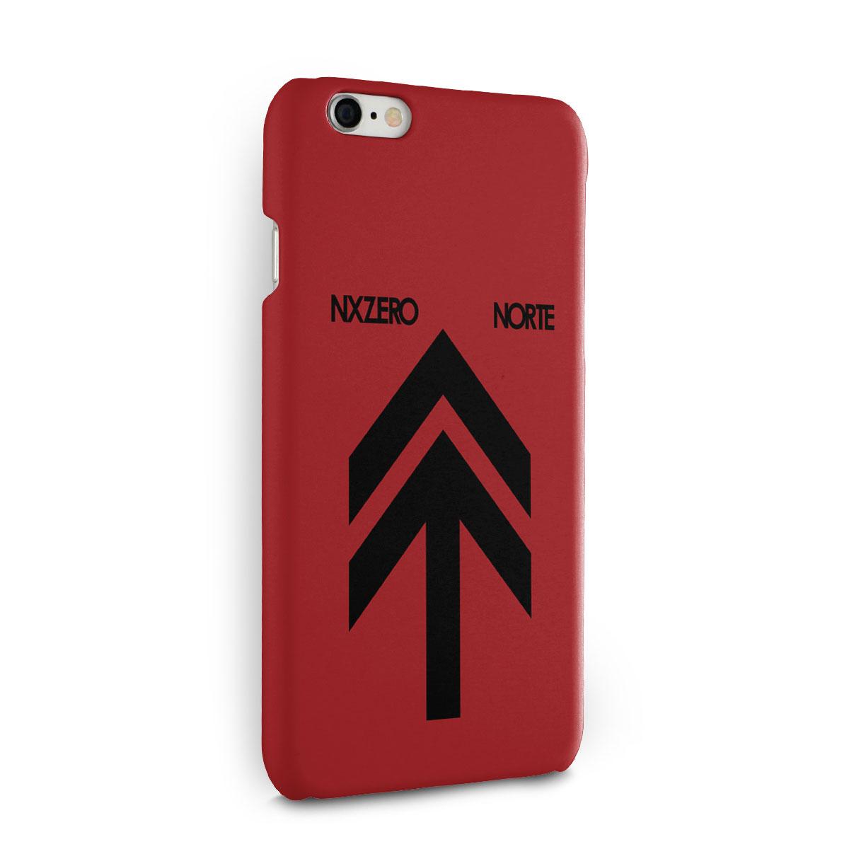 Capa para iPhone 6/6S NXZero Capa Norte