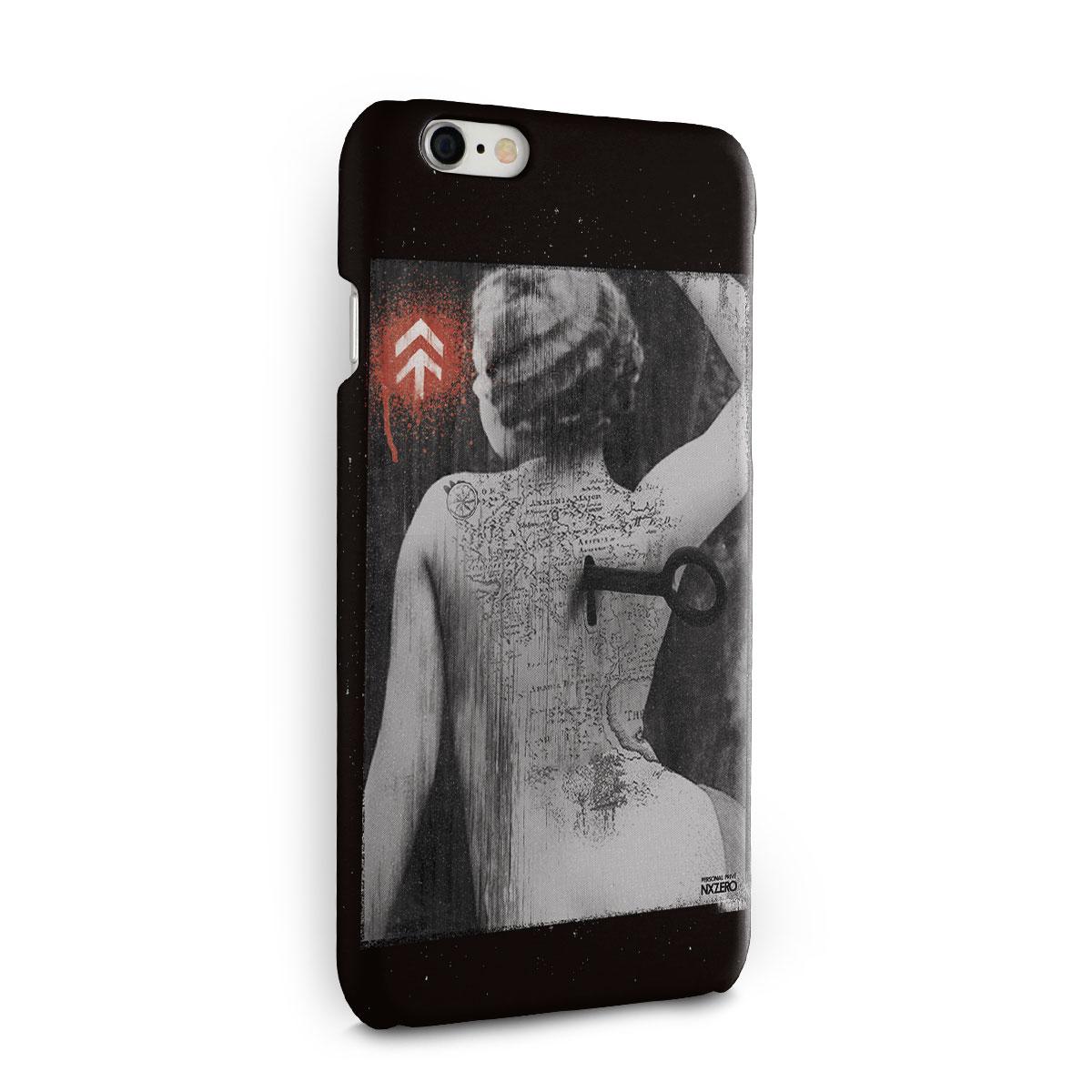 Capa para iPhone 6/6S NXZero Personal Prive