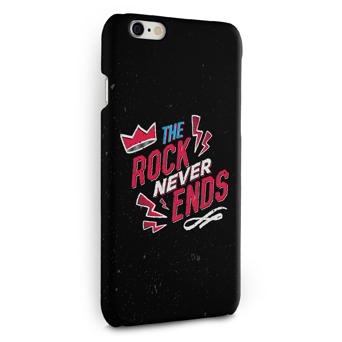 Capa para iPhone 6/6S Plus 89FM A Rádio Rock 30 Anos The Rock Never Ends