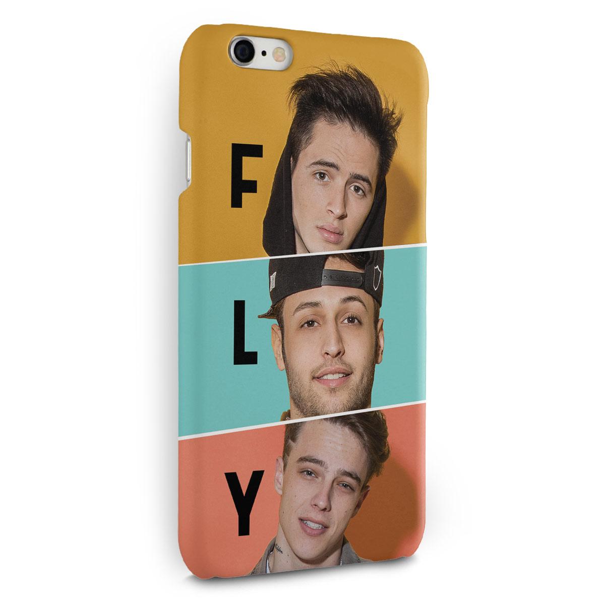 Capa para iPhone 6/6S Plus Banda Fly Trio