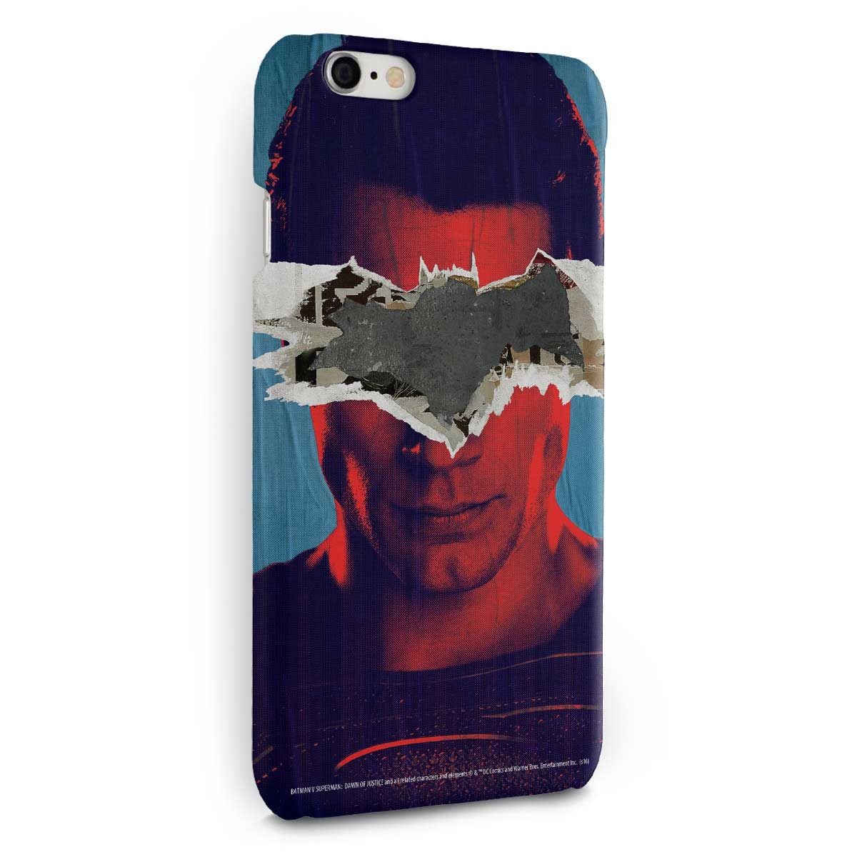 Capa para iPhone 6/6S Plus Batman VS Superman Man VS God
