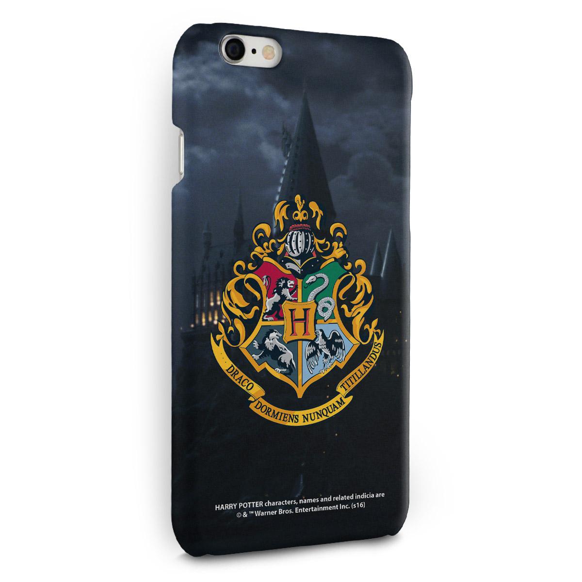 Capa para iPhone 6/6S PLUS Harry Potter Hogwarts