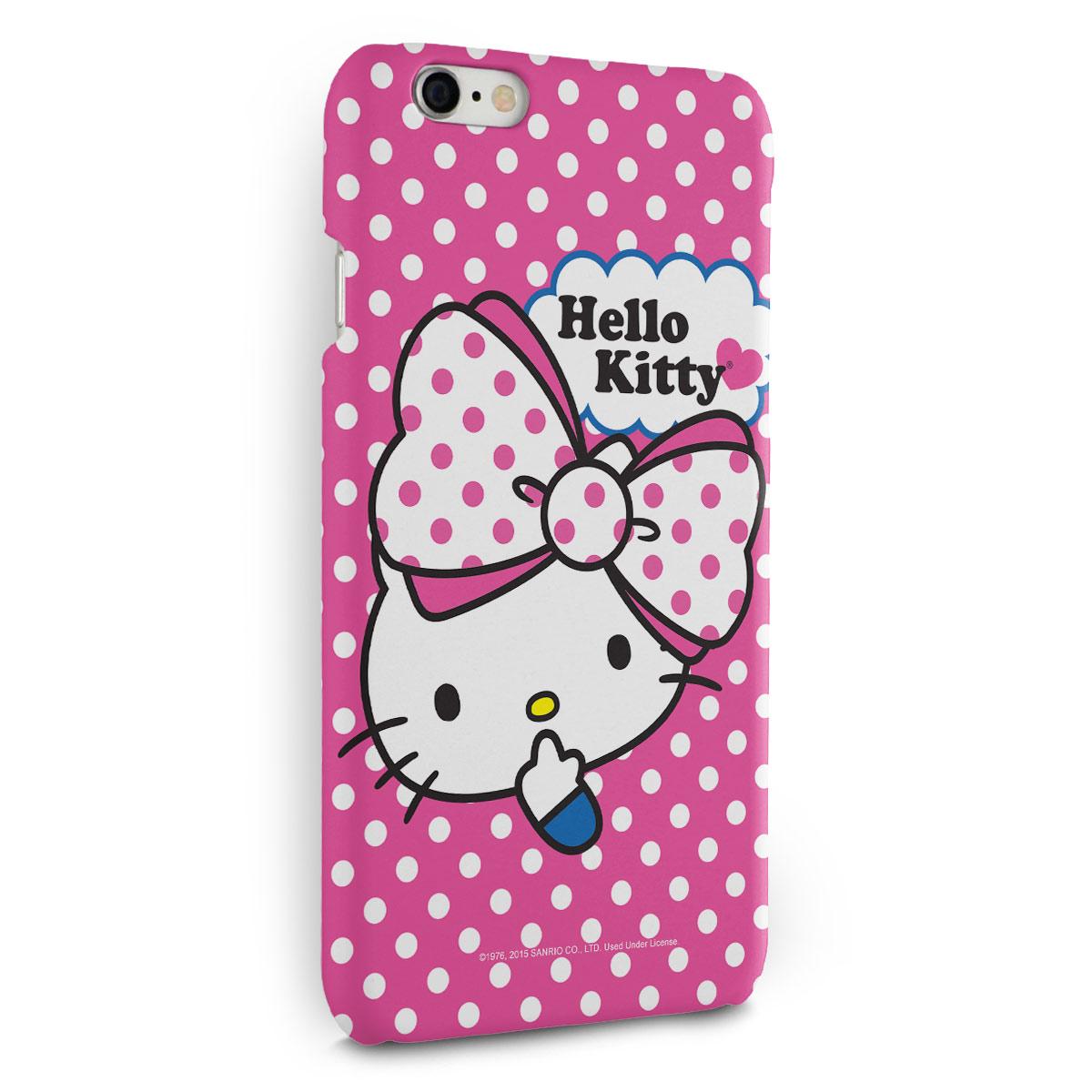 Capa para iPhone 6/6S Plus Hello Kitty Big Ribbon
