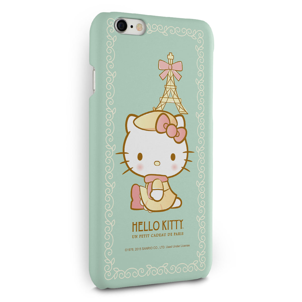 Capa para iPhone 6/6S Plus Hello Kitty Un Petit Cadeau