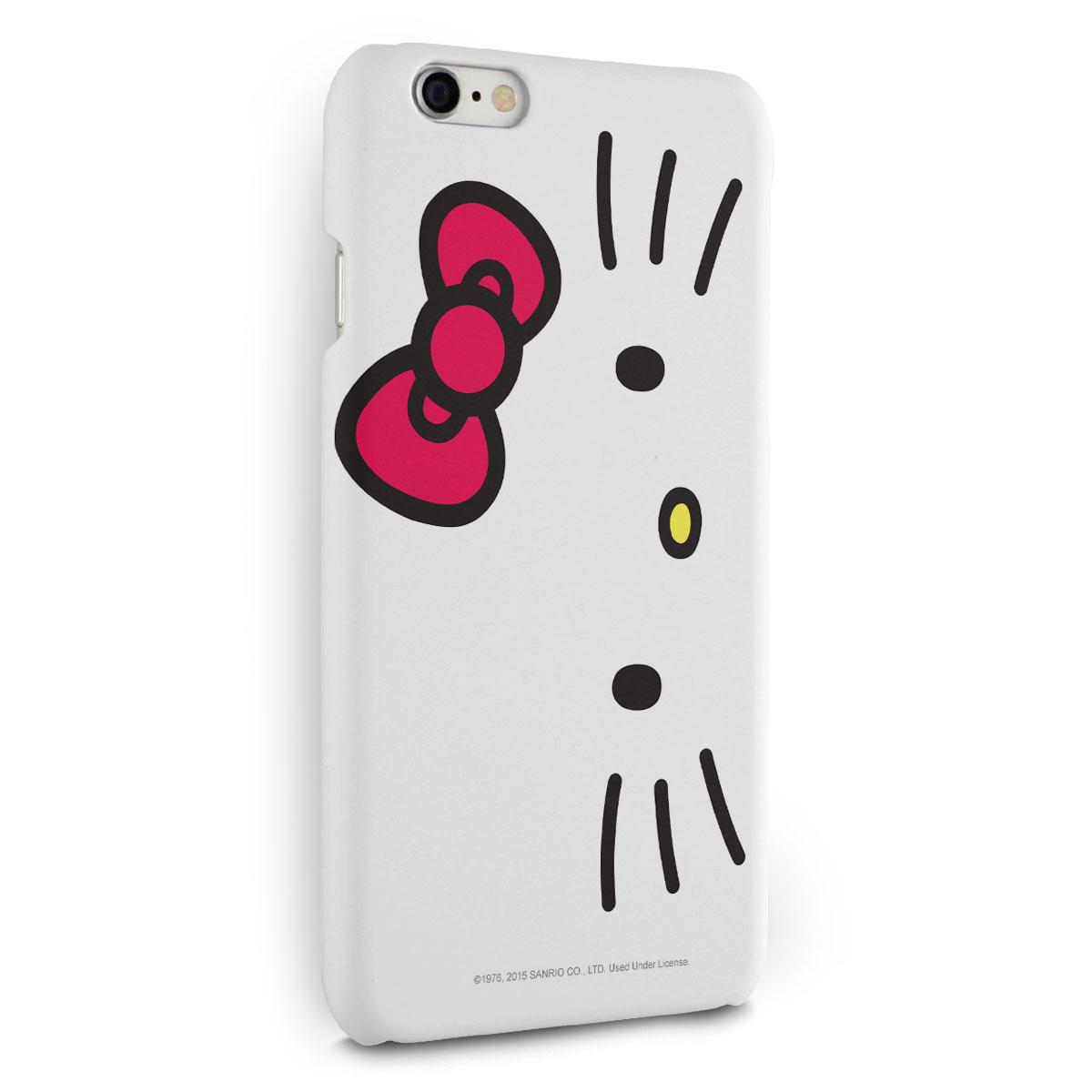 Capa para iPhone 6/6S Plus Hello Kitty White