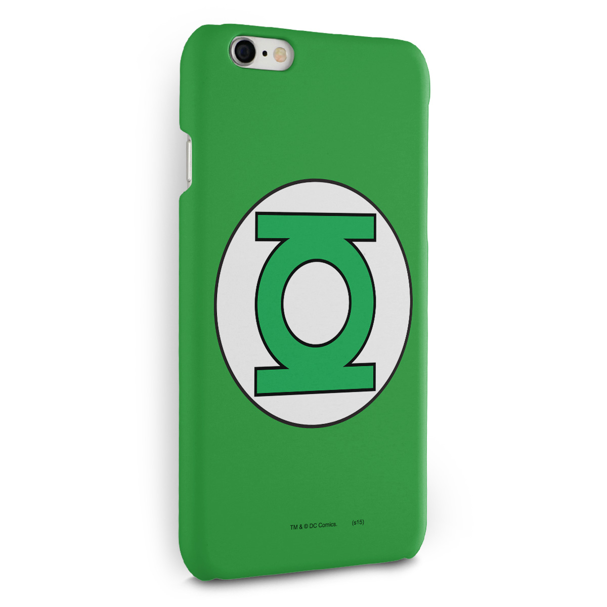 Capa para iPhone 6/6S Plus Lanterna Verde Logo