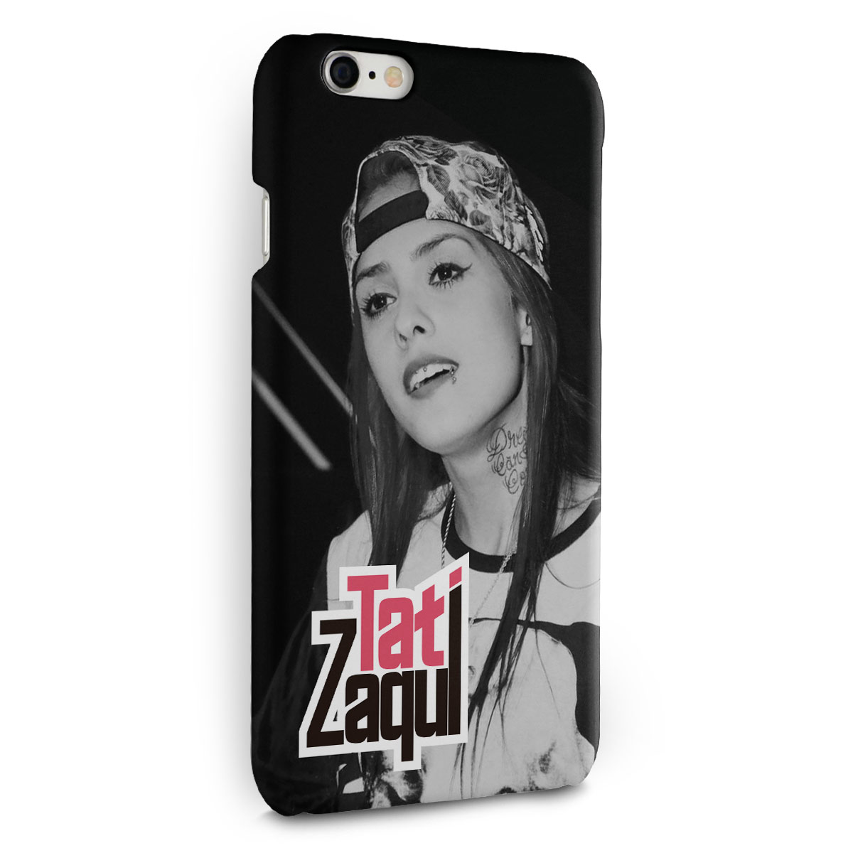 Capa para iPhone 6/6S Plus MC Tati Zaqui Foto