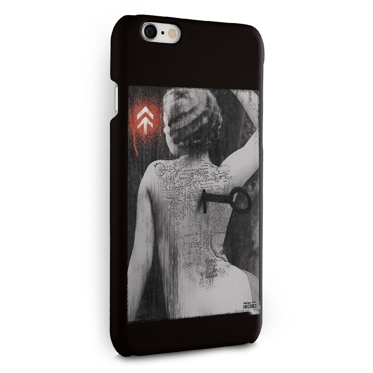 Capa para iPhone 6/6S Plus NXZero Personal Prive