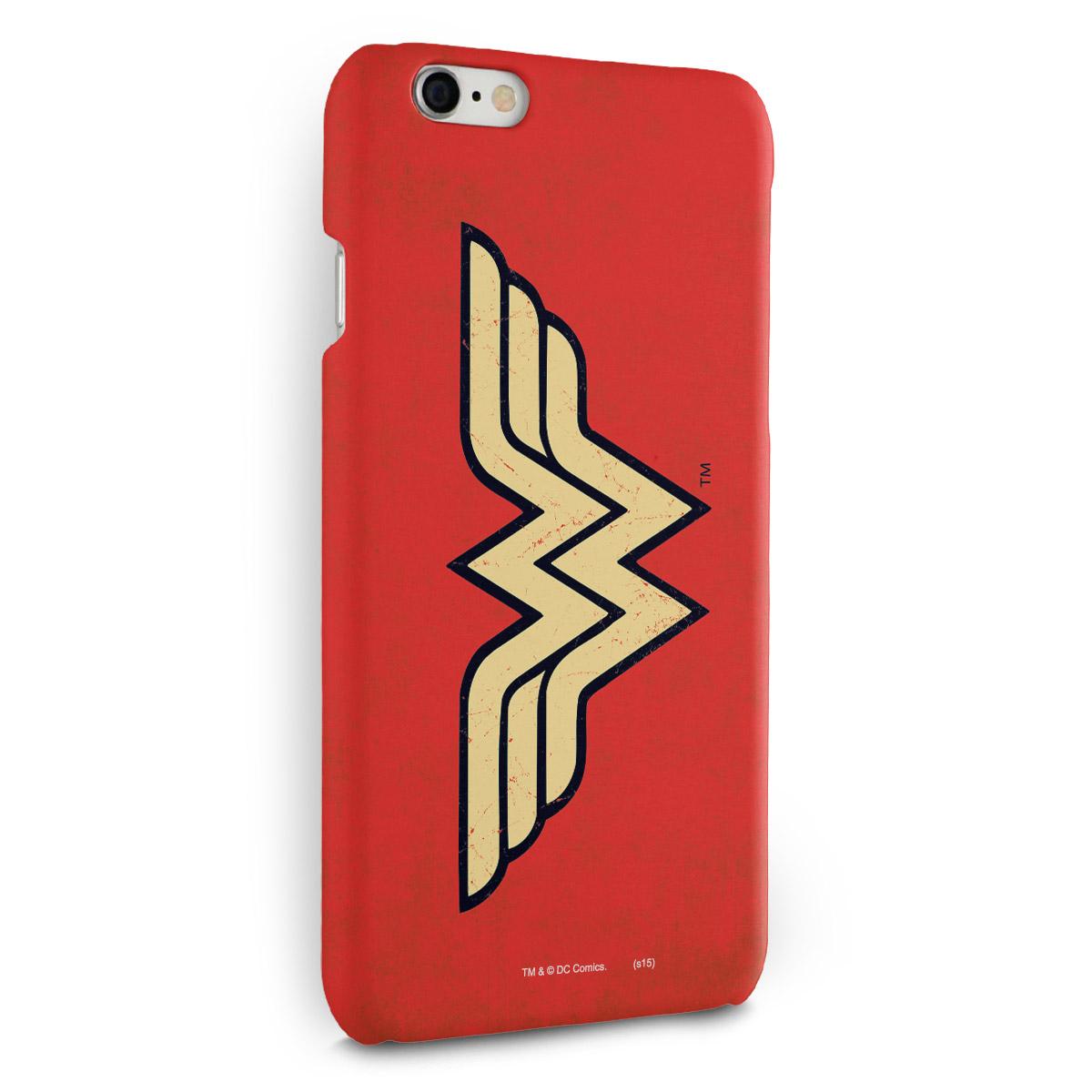 Capa para iPhone 6/6S Plus Power Girls Wonder Woman