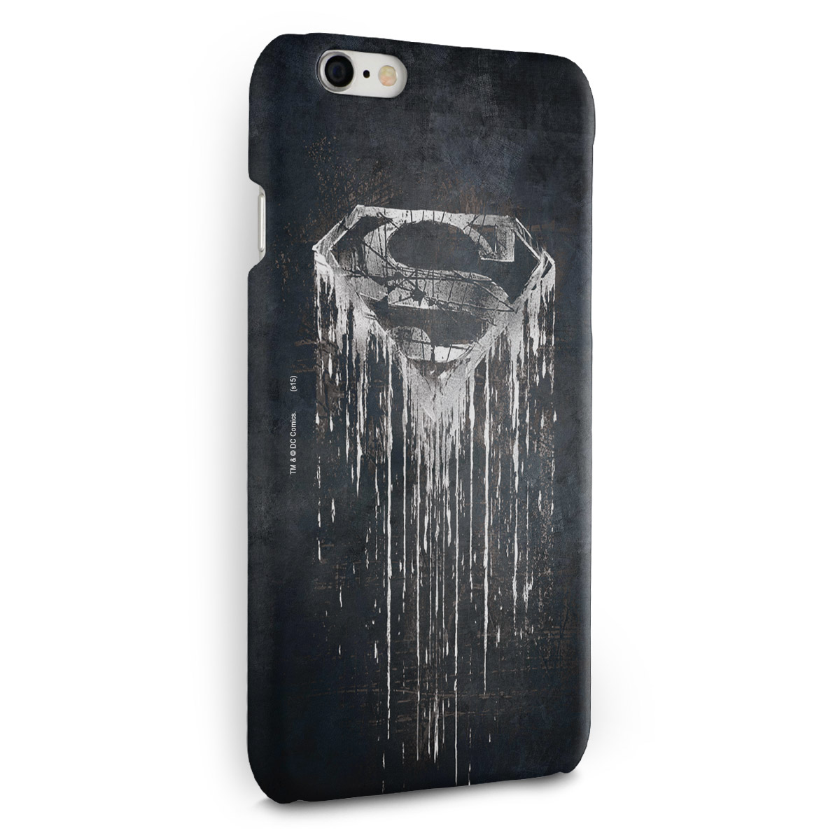 Capa para iPhone 6/6S Plus Superman Steel Melting