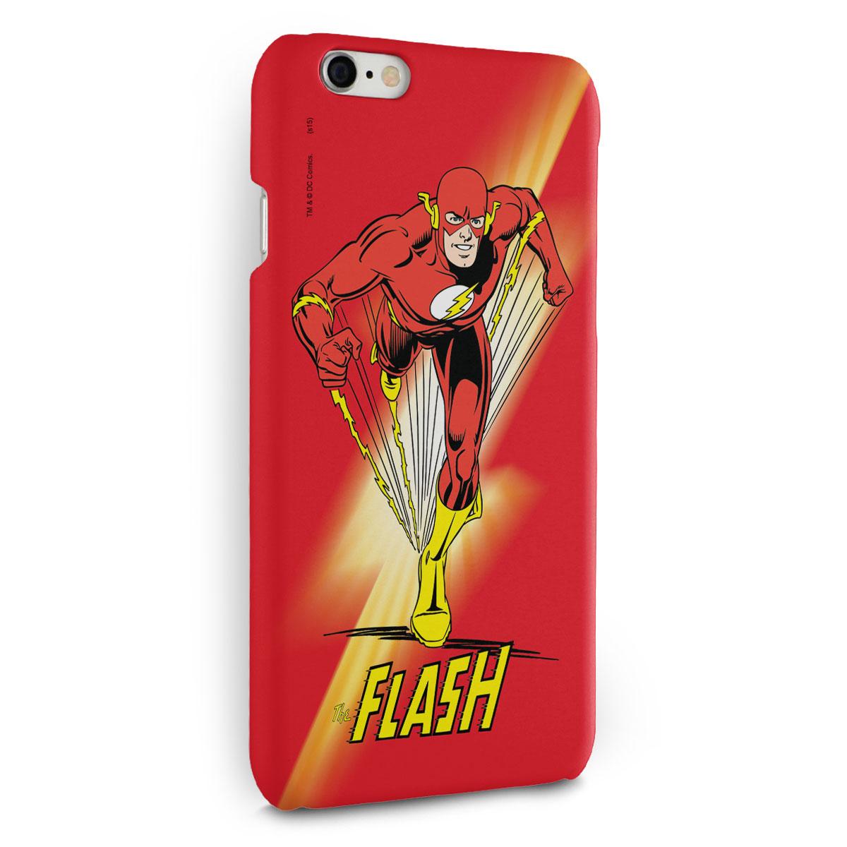 Capa para iPhone 6/6S Plus The Flash Em Ação