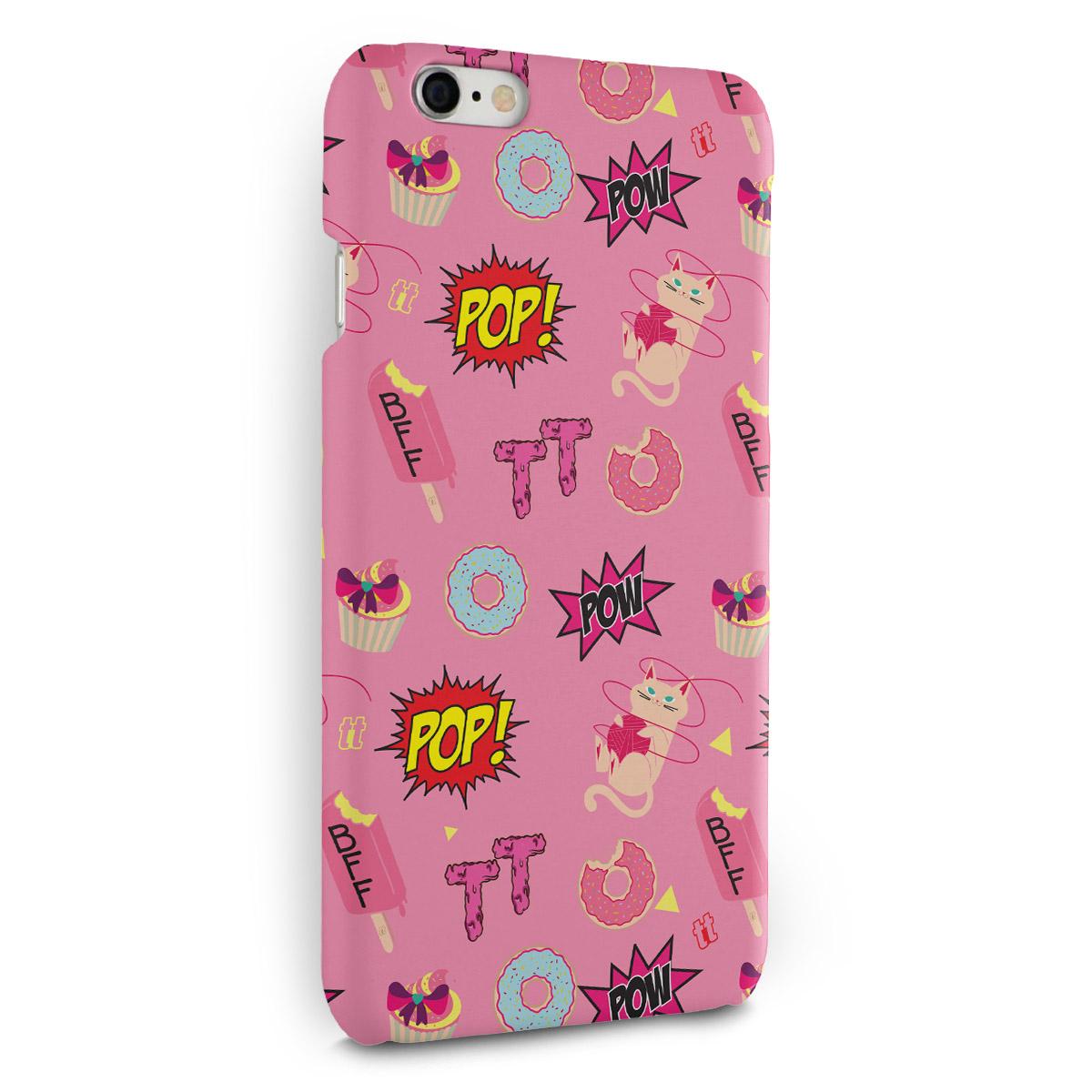 Capa para iPhone 6/6S Plus TodaTeen POP!
