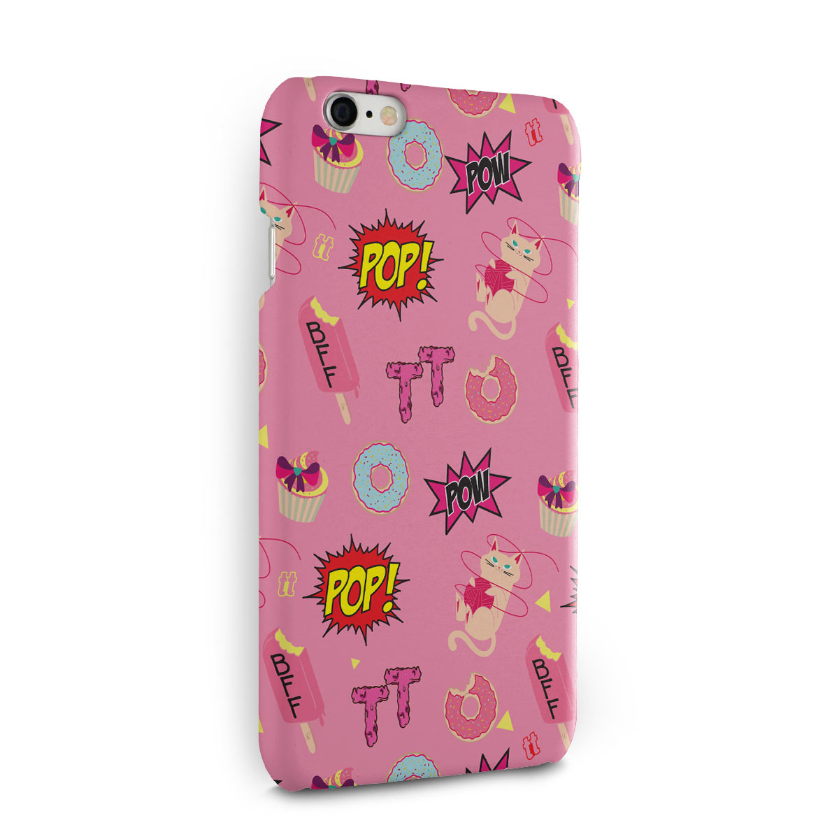 Capa para iPhone 6/6S TodaTeen POP!