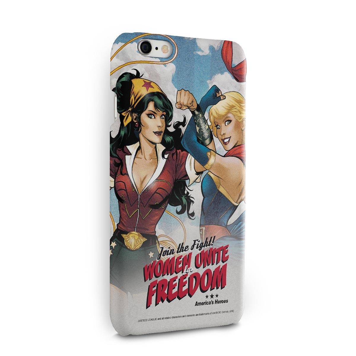 Capa para iPhone 6/6S Women Unite for Freedom