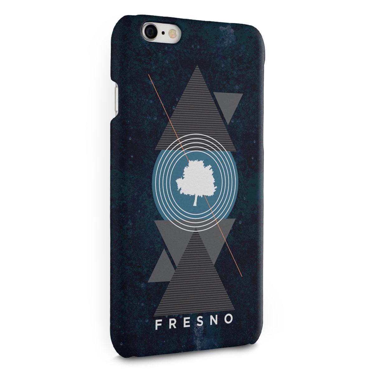 Capa para iPhone 6/6S Plus Fresno Geometric