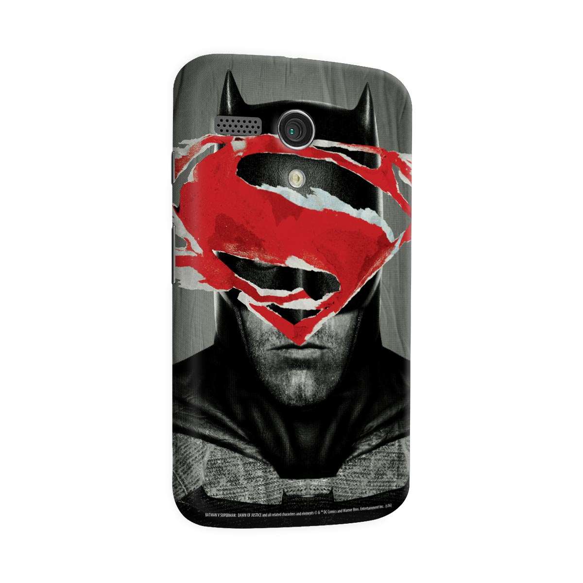 Capa para Motorola Moto G 1 Batman VS Superman Day VS Night
