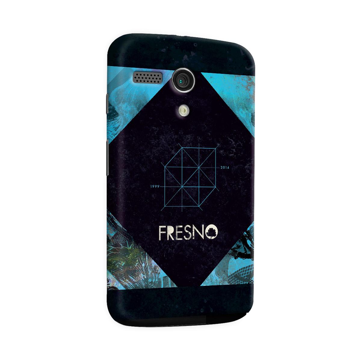Capa para Motorola Moto G 1 Fresno Capa Deluxe