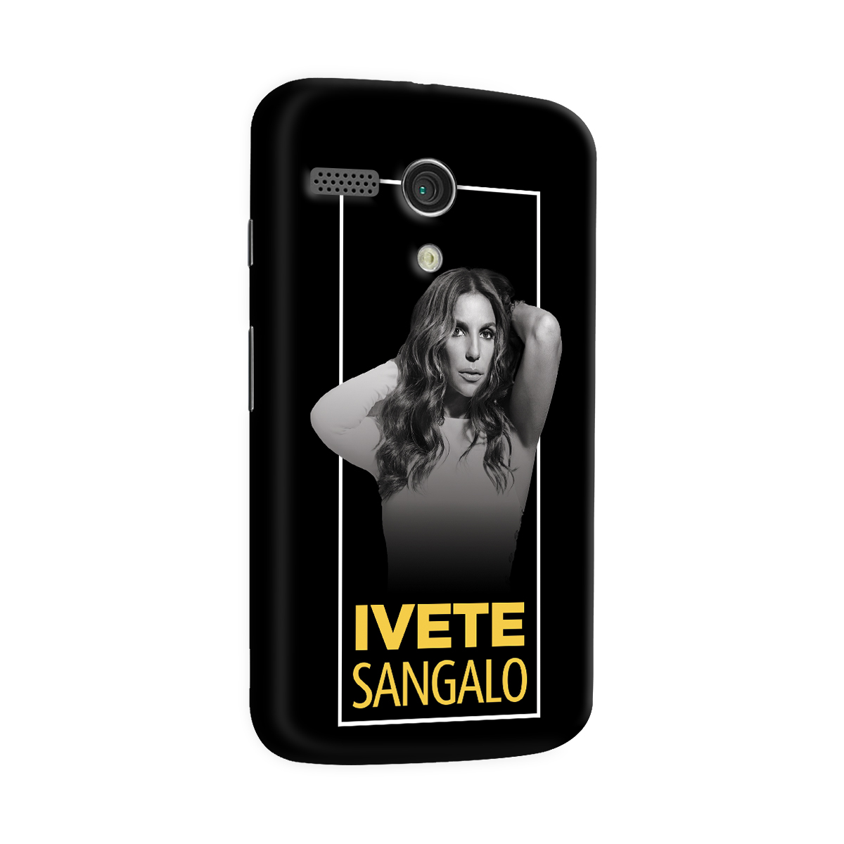 Capa para Motorola Moto G 1 Ivete Sangalo Beleza