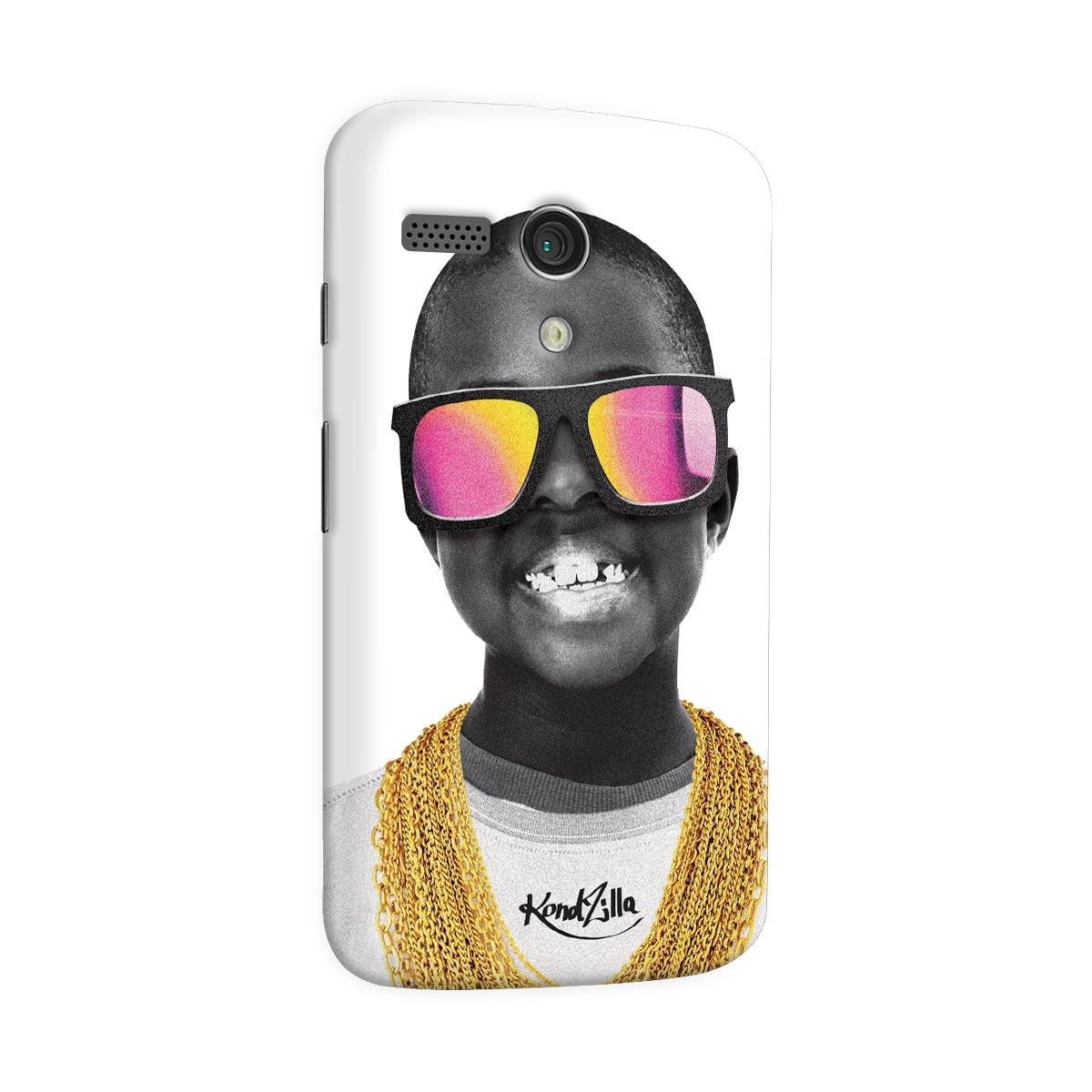 Capa para Motorola Moto G 1 Kondzilla Boy