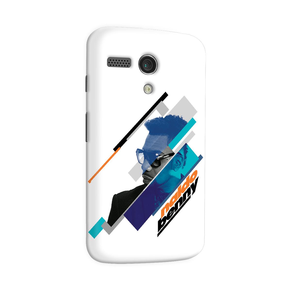 Capa para Motorola Moto G 1 Naldo Benny Perfil