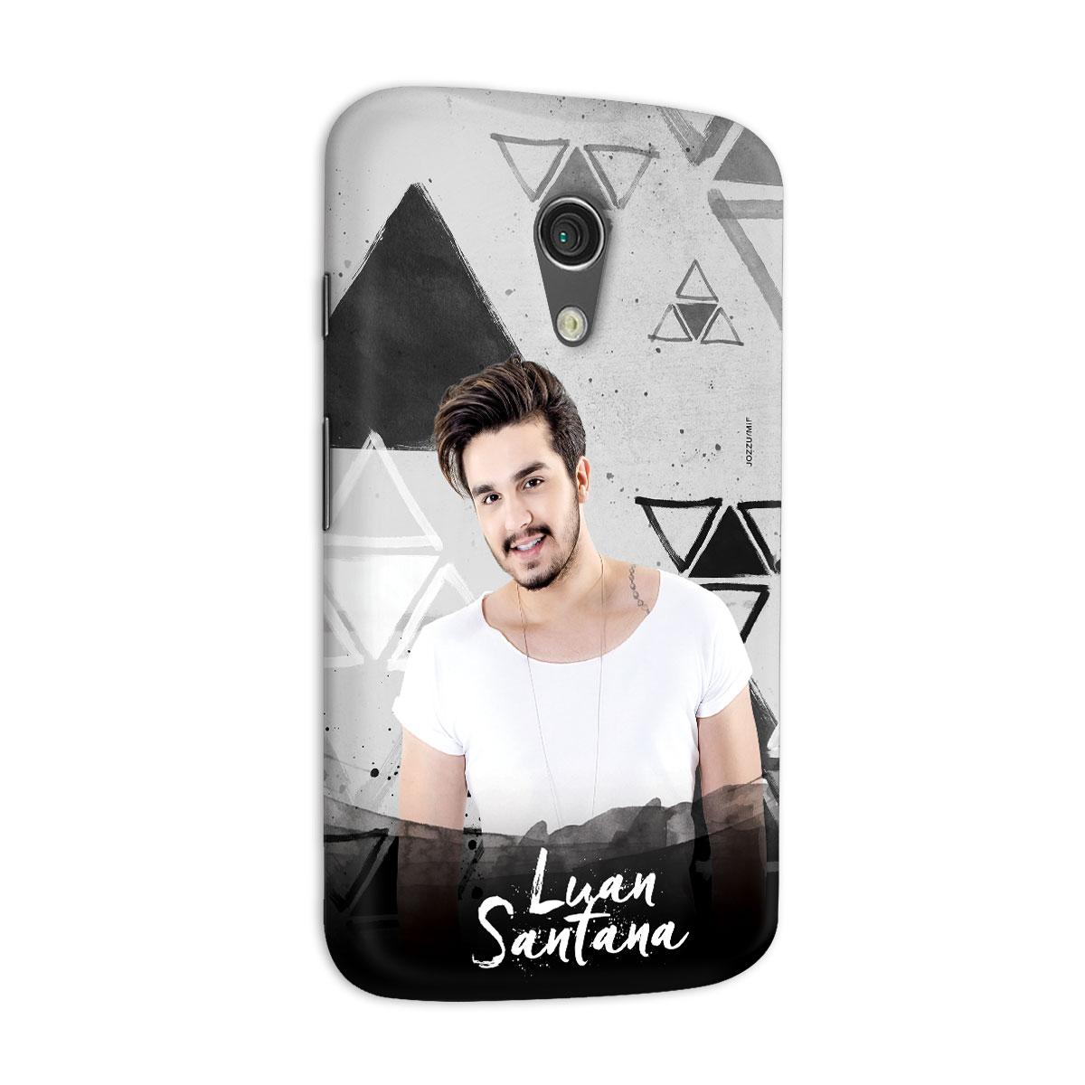 Capa para Motorola Moto G 2 Luan Santana Picture