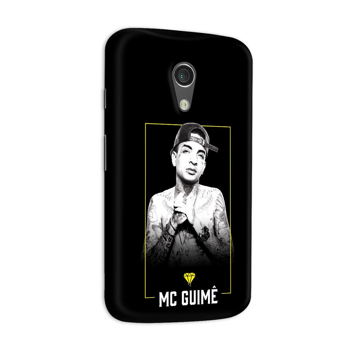 Capa para Motorola Moto G 2 MC Guimê Foto