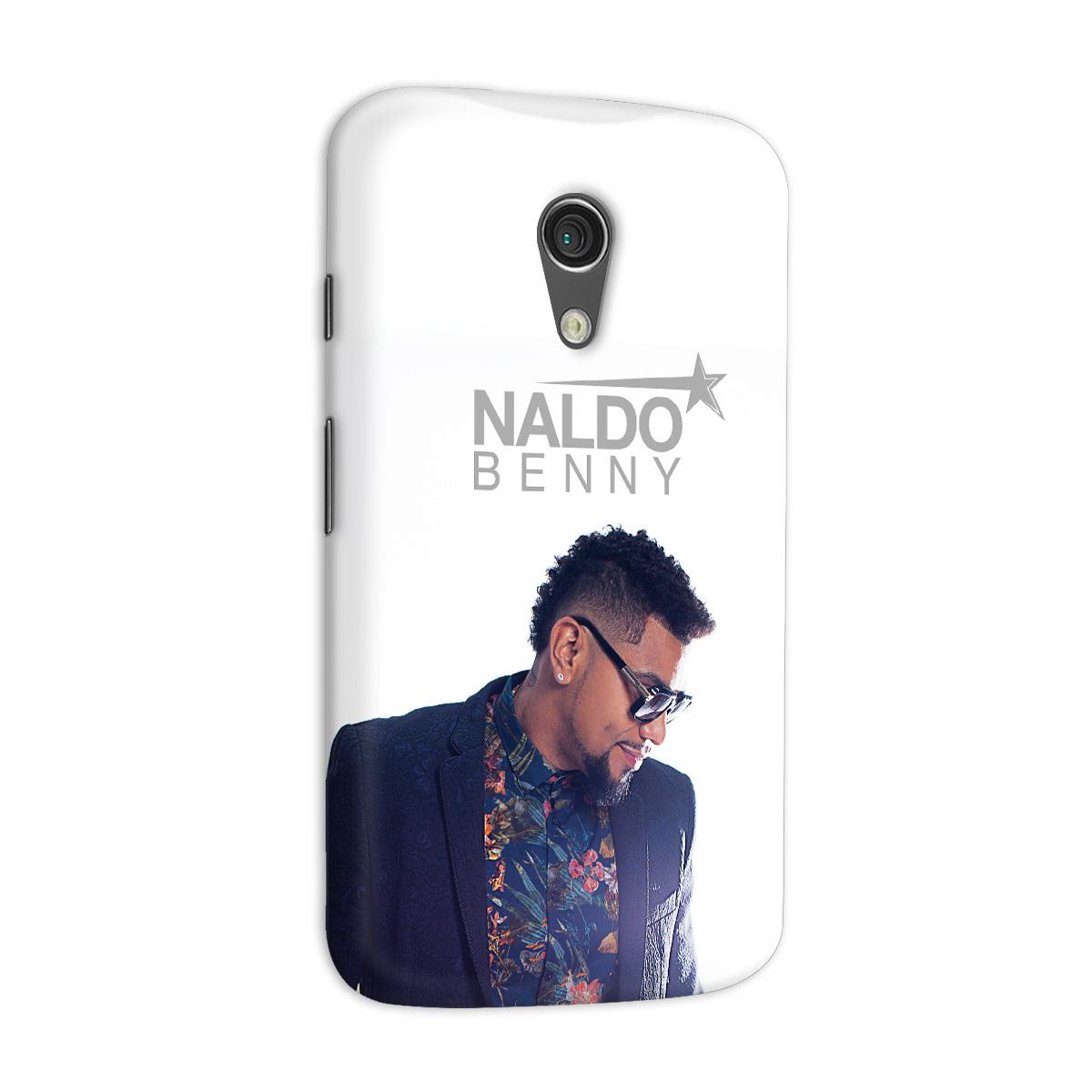 Capa para Motorola Moto G 2 Naldo Benny Photo