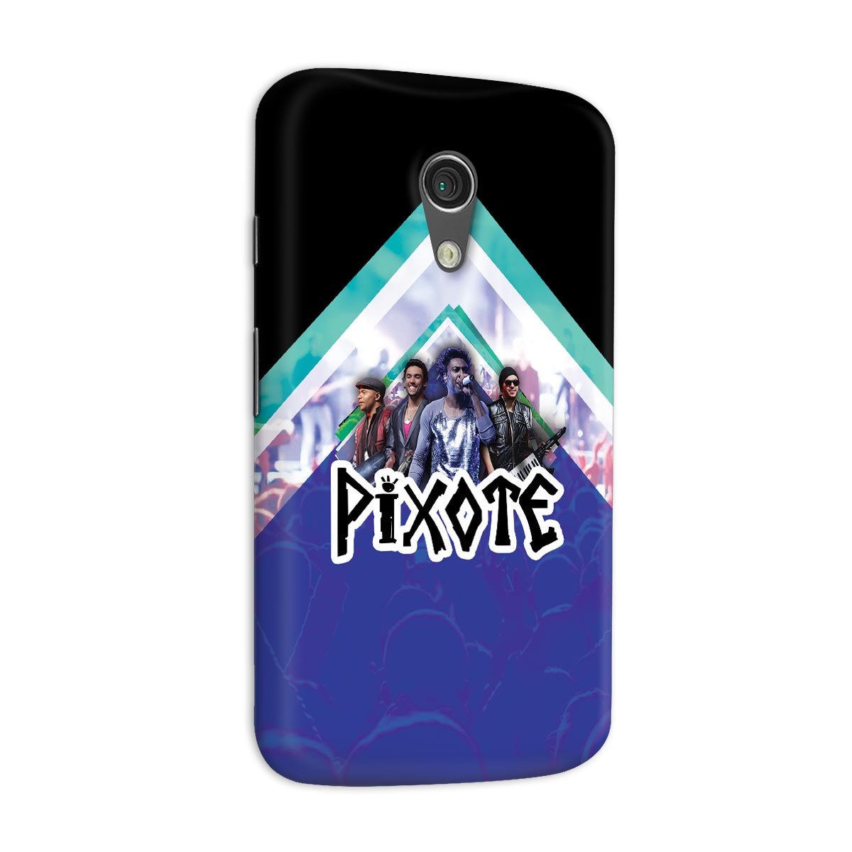 Capa para Motorola Moto G 2 Pixote Foto