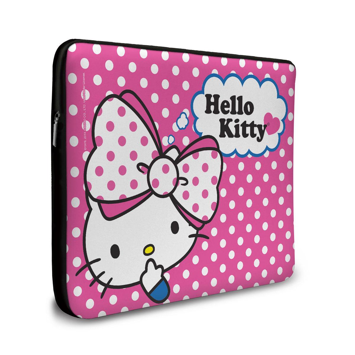 Capa para Notebook Hello Kitty Big Ribbon
