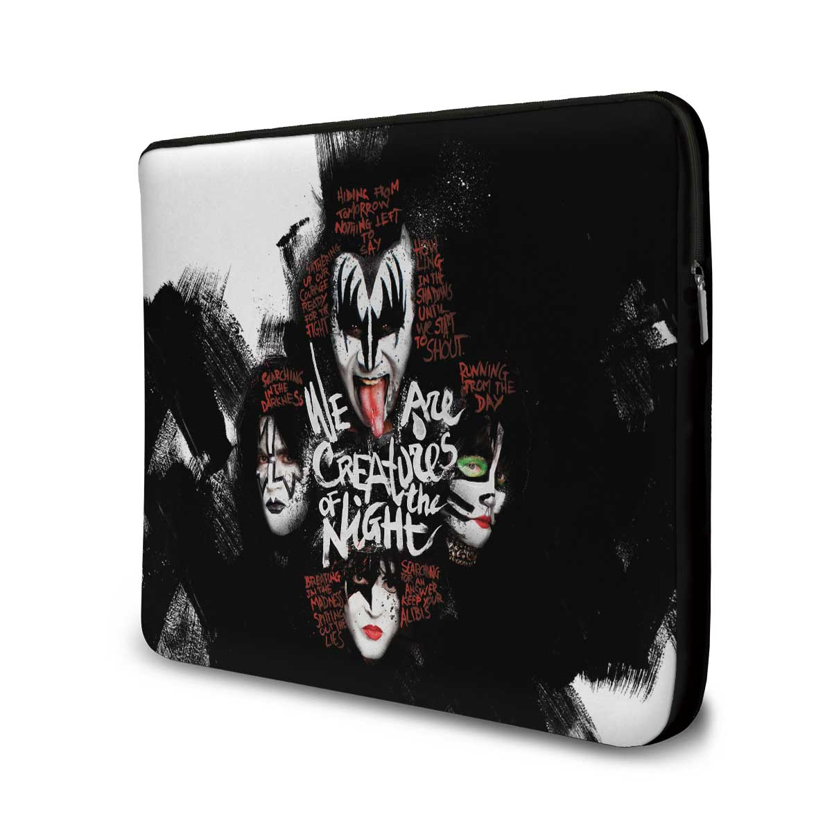 Capa para Notebook Kiss Creatures Of The Night
