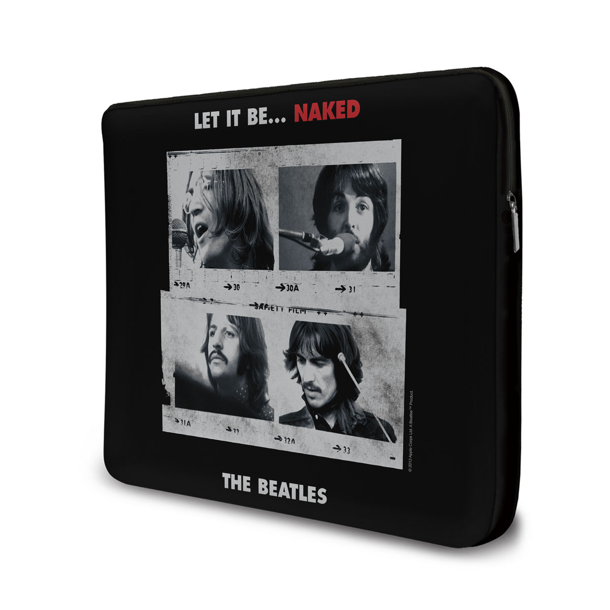 Capa Para Notebook The Beatles Let It Be... Naked