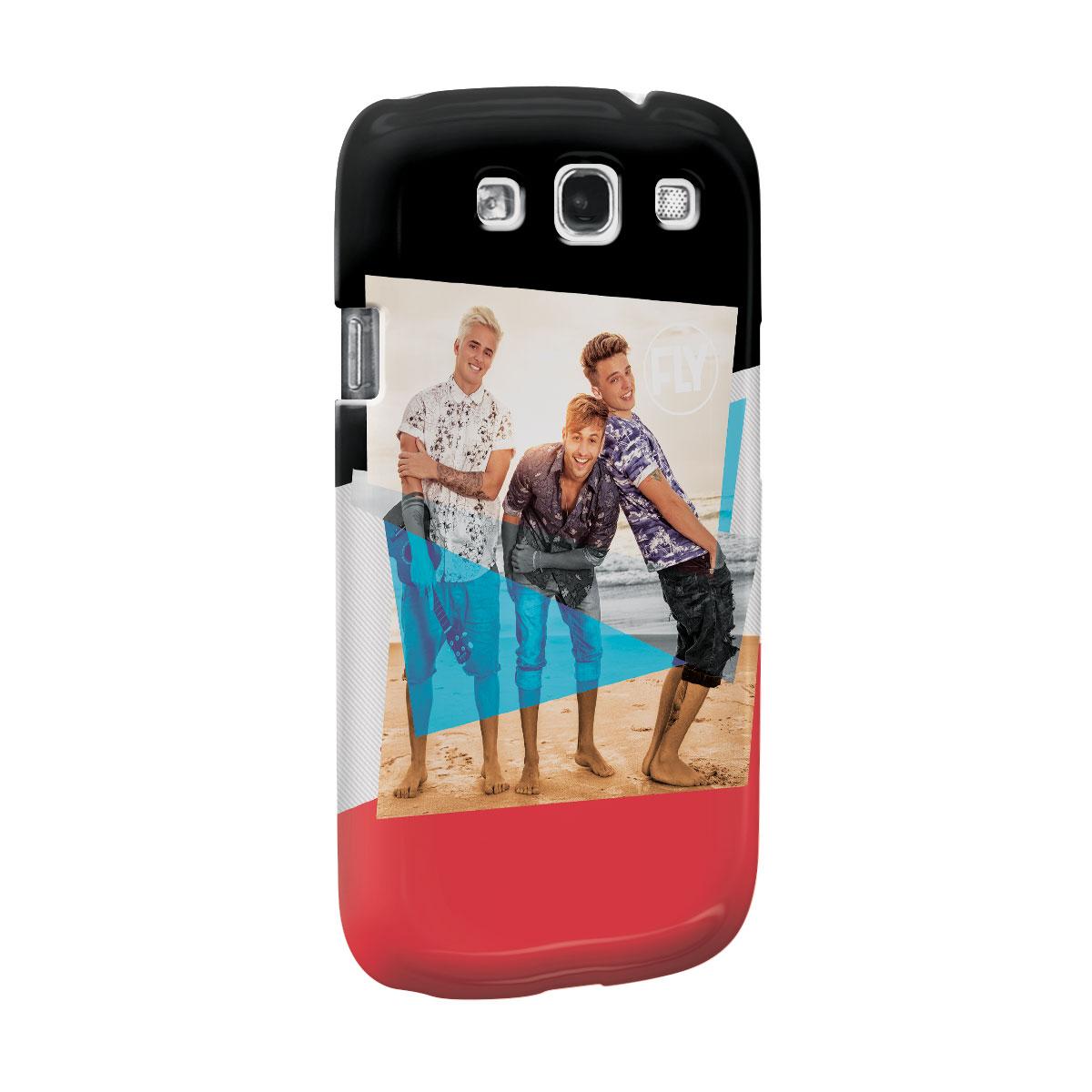 Capa para Samsung Galaxy S3 Banda Fly Foto Colors