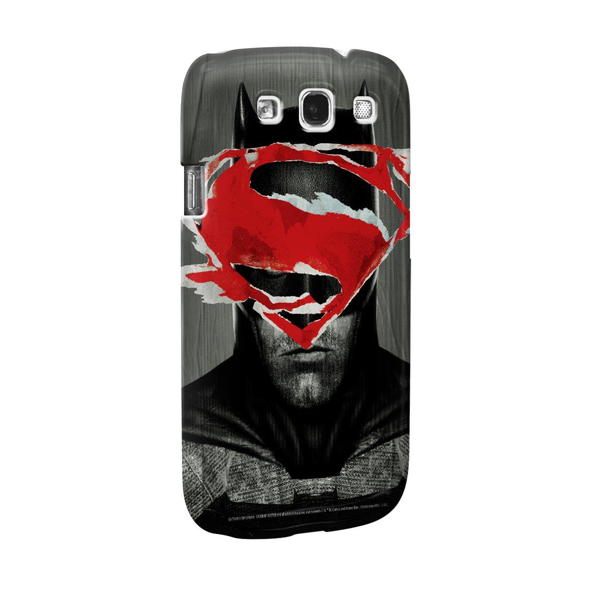 Capa para Samsung Galaxy S3 Batman VS Superman Day VS Night