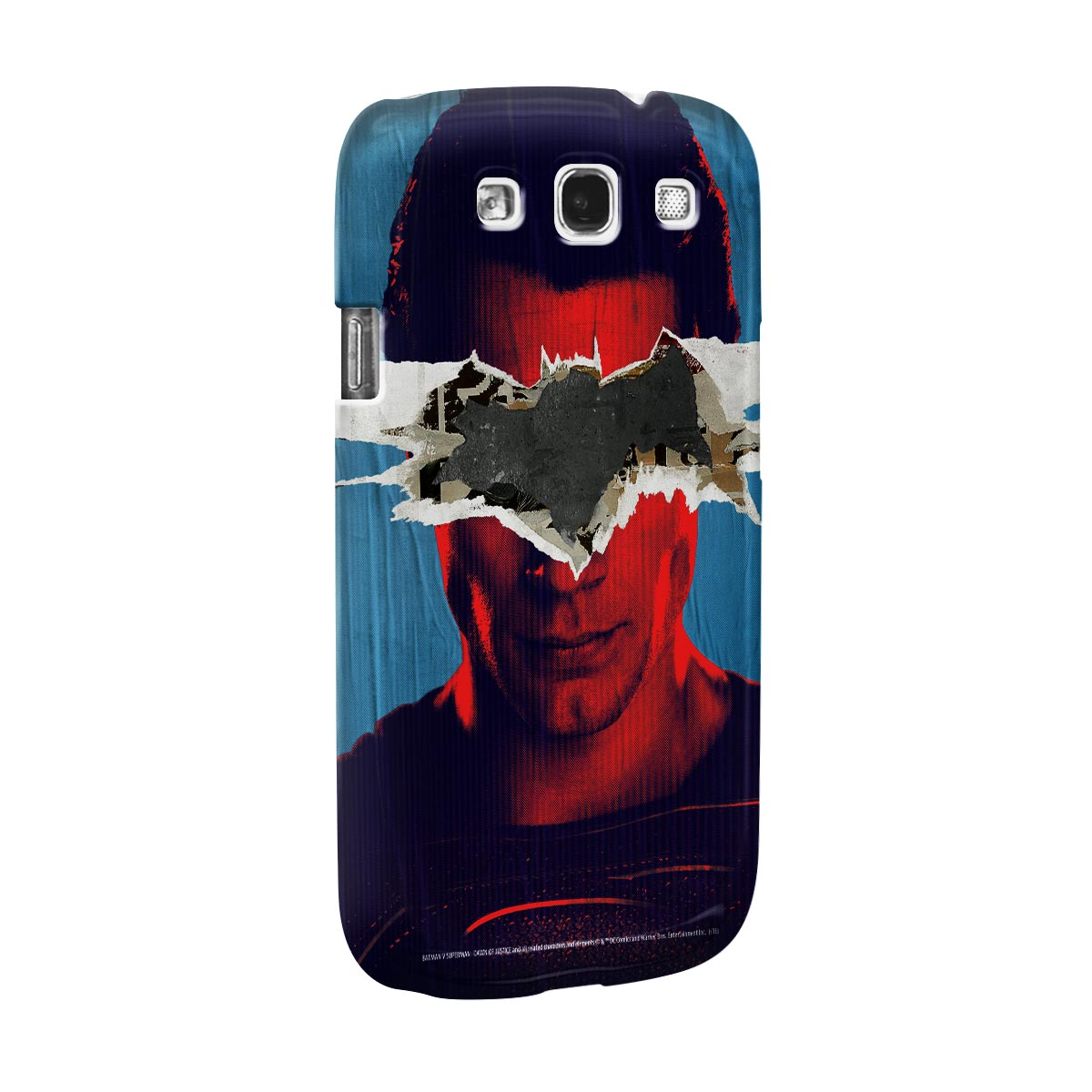 Capa para Samsung Galaxy S3 Batman VS Superman Man VS God
