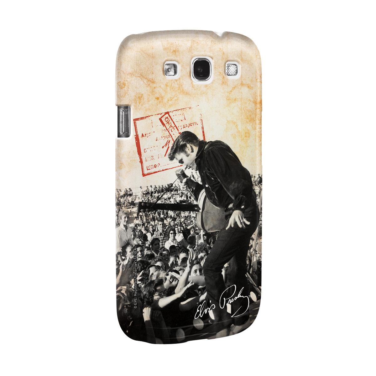 Capa para Samsung Galaxy S3 Elvis At Mississippi