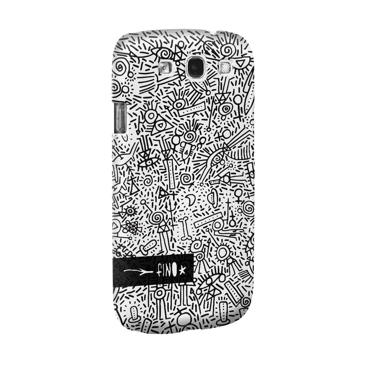 Capa para Samsung Galaxy S3 Fino Farofa de Religião