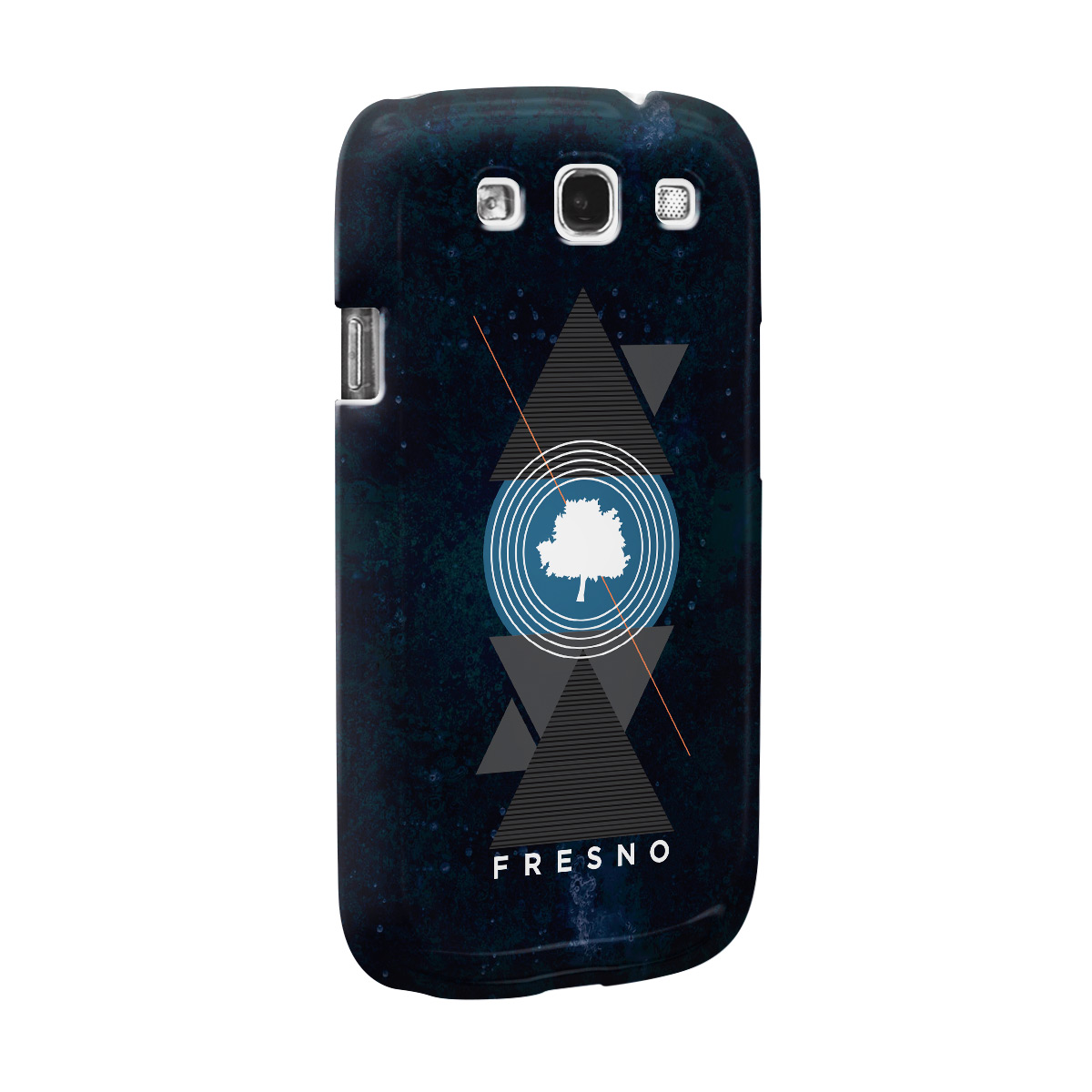 Capa para Samsung Galaxy S3 Fresno Geometric