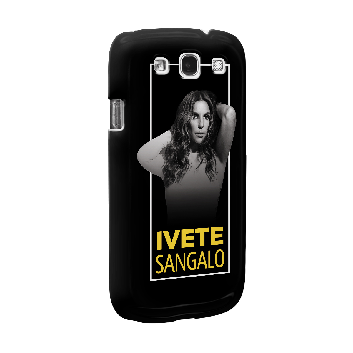 Capa para Samsung Galaxy S3 Ivete Sangalo Beleza