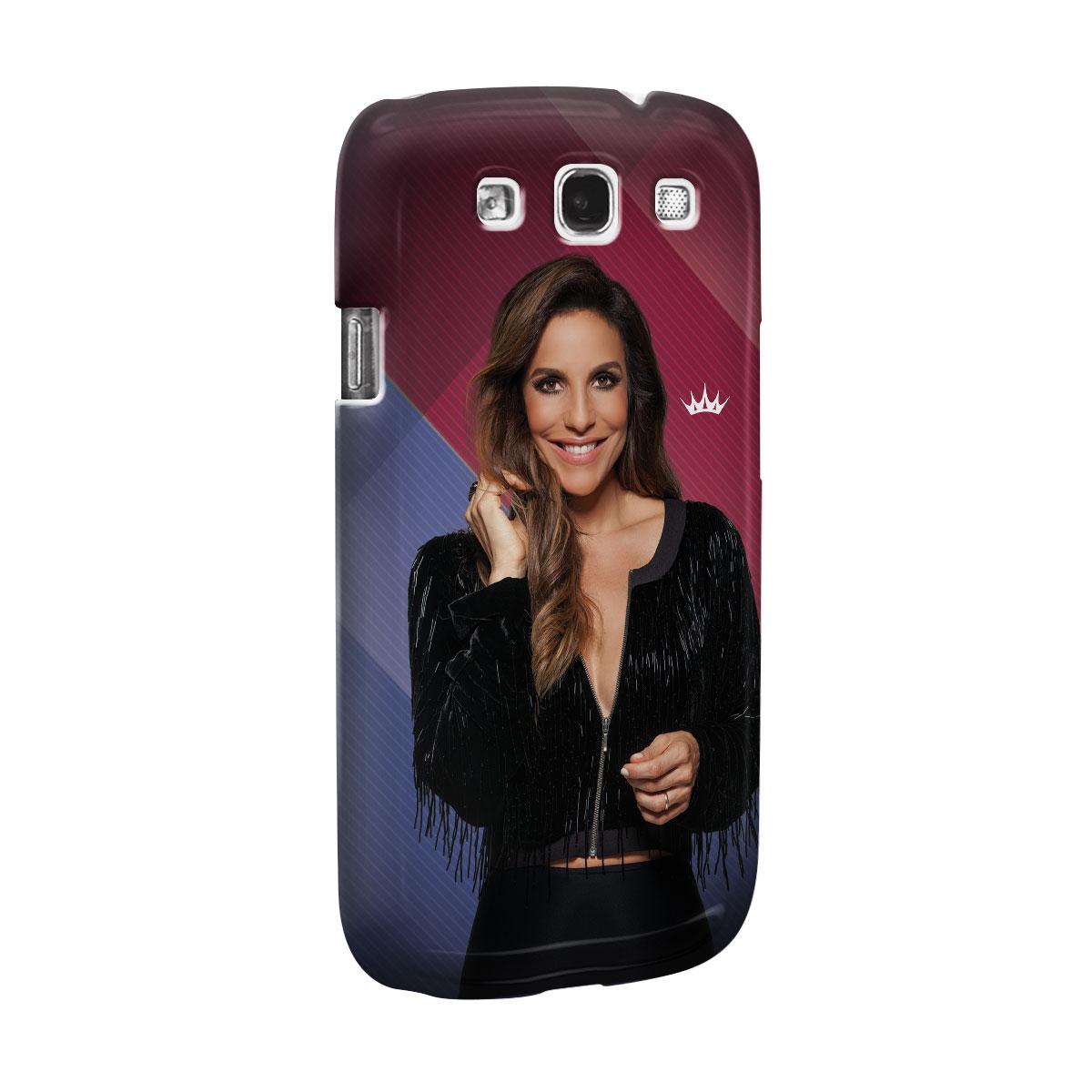 Capa Para Samsung Galaxy S3 Ivete Sangalo Riso