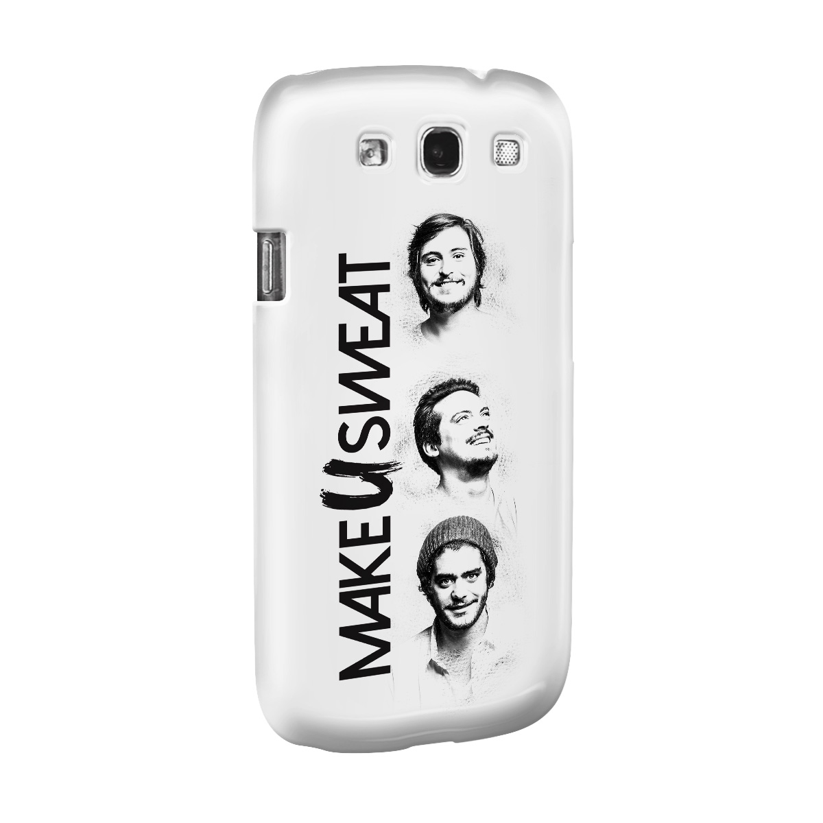 Capa para Samsung Galaxy S3 Make U Sweat Trio
