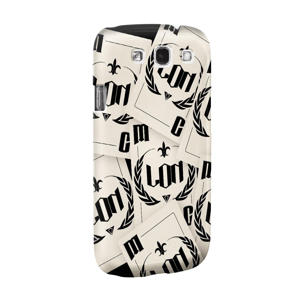 Capa para Samsung Galaxy S3 MC Lon Playing Cards