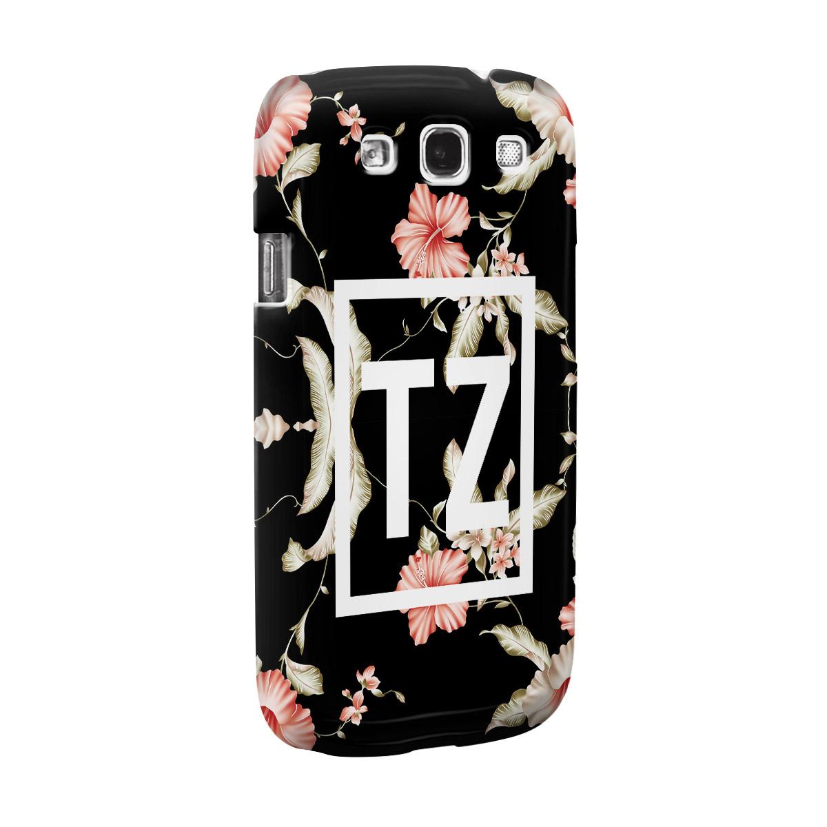Capa para Samsung Galaxy S3 MC Tati Zaqui Flowers