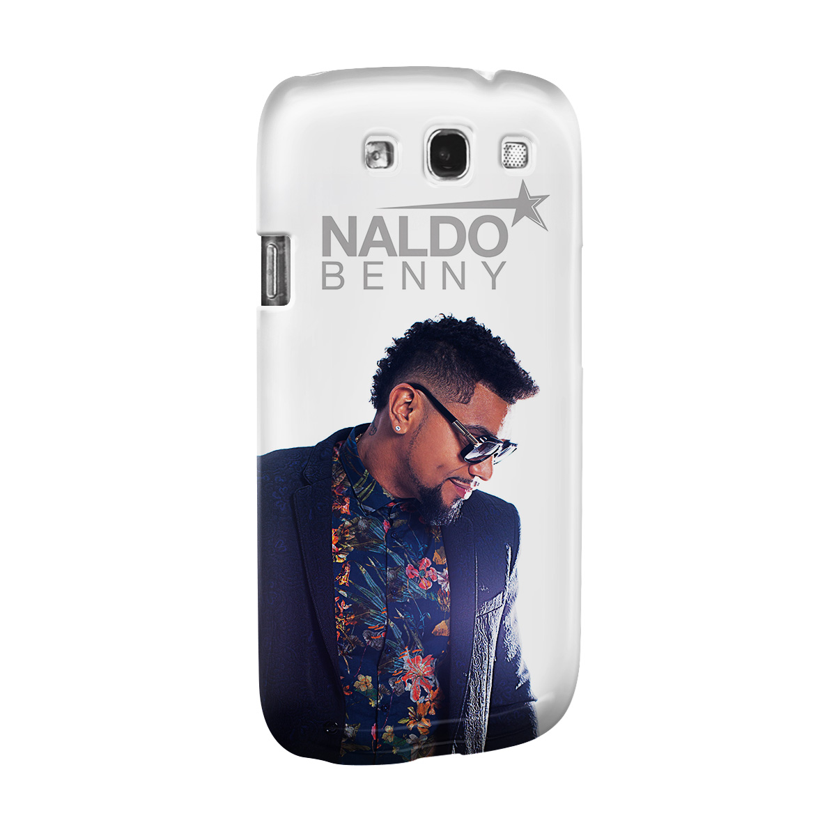 Capa para Samsung Galaxy S3 Naldo Benny Photo