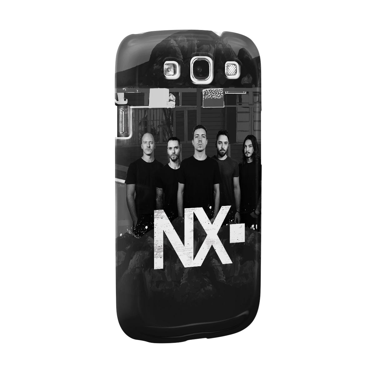 Capa para Samsung Galaxy S3 NXZero Voltar a Ter Vontade