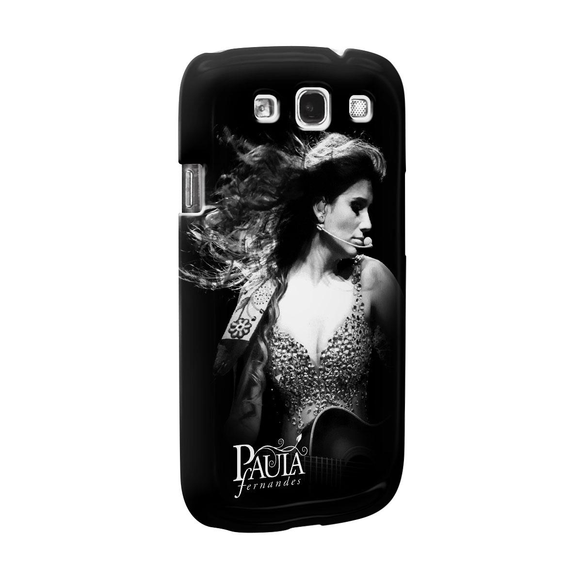 Capa para Samsung Galaxy S3 Paula Fernandes Foto